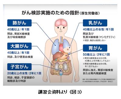 高齢者の癌(図3)